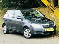 2008 SKODA FABIA 1.2 LEVEL 2 HTP 5d 68 BHP £3500.00