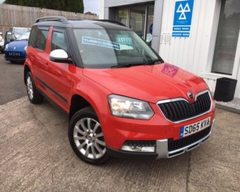 2015 SKODA YETI 2.0 OUTDOOR SE TDI CR 5d 109 BHP £SOLD