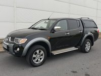 2007 MITSUBISHI L200 2.5 ANIMAL LWB DCB 1d 164 BHP £SOLD