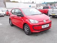 2015 VOLKSWAGEN UP 1.0 TAKE UP 3d 60 BHP £5495.00