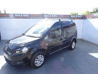 2014 VOLKSWAGEN CADDY 1.6 C20 TDI BMT HIGHLINE 1d 101 BHP £7995.00