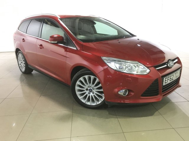 View our 2012 62 FORD FOCUS 1.6 TITANIUM X NAV TDCI 5d 113 BHP