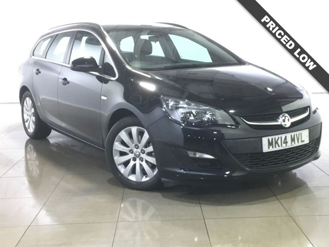 View our 2014 14 VAUXHALL ASTRA 1.7 TECH LINE CDTI ECOFLEX S/S 5d 108 BHP
