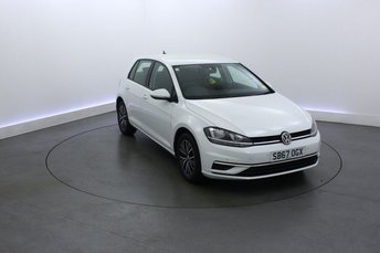 2017 VOLKSWAGEN GOLF 1.4 SE NAVIGATION TSI BLUEMOTION TECHNOLOGY 5d 121 BHP £15850.00