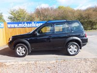 USED 2006 56 LAND ROVER FREELANDER 2.0 TD4 ADVENTURER 5d 110 BHP FSH, AIR CON, ALLOY WHEELS