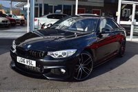USED 2016 16 BMW 4 SERIES 2.0 420D M SPORT 2d AUTO 188 BHP FINANCE TODAY WITH NO DEPOSIT