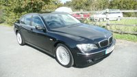 USED 2008 08 BMW 7 SERIES 3.0 730D SE 4d AUTO 228 BHP SALOON