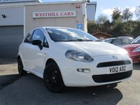 2012 FIAT PUNTO 1.4 GBT 3d 77 BHP £3950.00