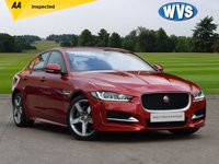 2016 JAGUAR XE 2.0 R-SPORT 4d AUTO 178 BHP £19499.00