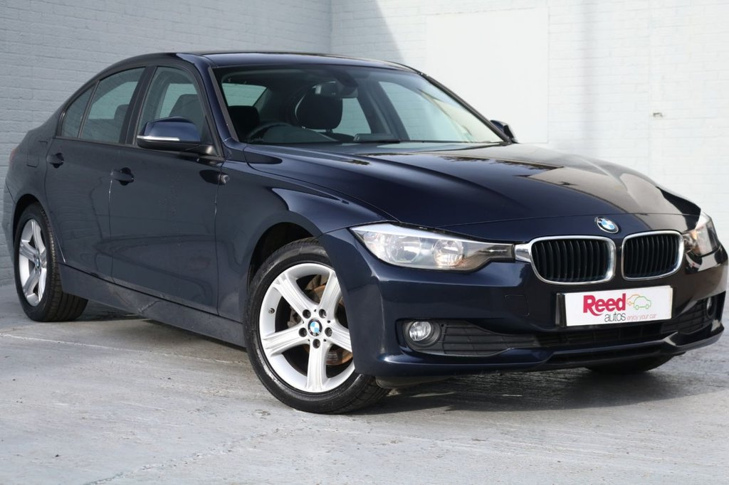 2014 64 BMW 3 SERIES 2.0 316D SE 4d 114 BHP