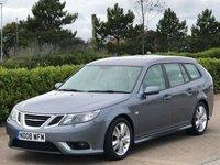 2008 SAAB 9-3 2.0 AERO T 5d AUTO 210 BHP £6495.00