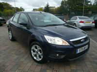 2011 FORD FOCUS 1.6 SPORT TDCI 5d 107 BHP £SOLD