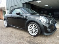 USED 2015 65 MINI ROADSTER 1.6 COOPER 2d 120 BHP