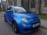 2014 FIAT 500 1.2 S 3d 69 BHP £6395.00