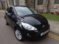 2015 FORD KA 1.2 ZETEC 3d 69 BHP £5795.00