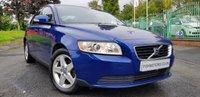 2009 VOLVO S40 1.6 D DRIVE S 4d 109BHP £4290.00
