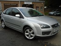 USED 2005 55 FORD FOCUS 1.6 ZETEC CLIMATE 5d 100 BHP 2 FORMER KEEPER+MOT MARCH 2019