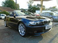 USED 2005 55 BMW 3 SERIES 3.0 330CI SPORT 2d 228 BHP