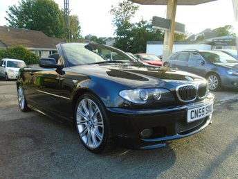 2005 BMW 3 SERIES 3.0 330CI SPORT 2d 228 BHP £3995.00