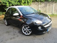 USED 2013 63 VAUXHALL ADAM 1.4 SLAM 3d 85 BHP
