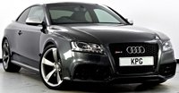 USED 2011 11 AUDI RS5 4.2 FSI S Tronic Quattro 3dr Cost New £66k with £9k Extras