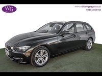 USED 2013 13 BMW 3 SERIES 2.0 320D SPORT TOURING 5d 181 BHP