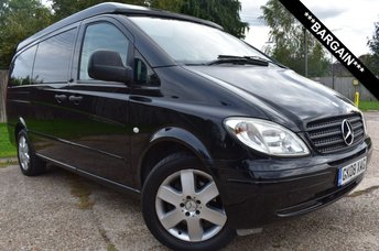 2008 MERCEDES-BENZ VITO 2.1 115 CDI LONG SWB 1d 146 BHP £14000.00