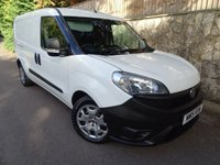 2015 FIAT DOBLO 1.6 16V MULTIJET 1d 105 BHP LWB £5995.00
