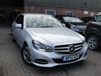 USED 2014 14 MERCEDES-BENZ E-CLASS 2.1 E300 BLUETEC HYBRID SE 4d AUTO 202 BHP ANY PART EXCHANGE WELCOME, COUNTRY WIDE DELIVERY ARRANGED, HUGE SPEC