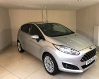 USED 2015 15 FORD FIESTA TITANIUM