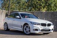 2015 BMW 3 SERIES 2.0 320D M SPORT GRAN TURISMO 5d AUTO 188 BHP £18500.00