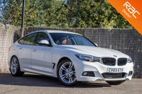USED 2015 65 BMW 3 SERIES 2.0 320D M SPORT GRAN TURISMO 5d AUTO 188 BHP £0 DEPOSIT BUY NOW PAY LATER - FULL BMW S/H - NAV - REVERSE CAM