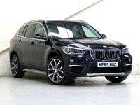 2016 BMW X1 2.0 XDRIVE20D XLINE 5d AUTO 188 BHP [4WD] £21273.00