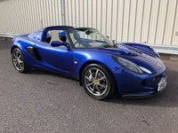 2006 LOTUS ELISE 1.8 111R 16V TOURING SUPERCHARGED £22495.00