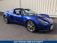 USED 2006 06 LOTUS ELISE 1.8 111R 16V TOURING SUPERCHARGED 3 OWNERS, COMPREHENSIVE HISTORY, THE ONE TO HAVE!