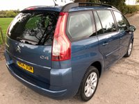 USED 2010 04 CITROEN C4 GRAND PICASSO 1.6 VTR PLUS HDI 5d 107 BHP