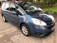 2010 CITROEN C4 GRAND PICASSO 1.6 VTR PLUS HDI 5d 107 BHP £4495.00