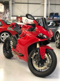 USED 2012 12 DUCATI PANIGALE 1198cc 1199 PANIGALE ABS - CARBON AND TERMIGNONI