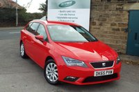 USED 2015 65 SEAT LEON 1.6 TDI SE TECHNOLOGY 5d 110 BHP One Owner Full Service History