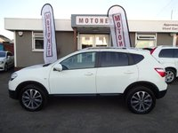 USED 2013 62 NISSAN QASHQAI 1.6 TEKNA IS DCIS/S 5DR DIESEL 130 BHP+++ £30 ROAD TAX A YEAR ++++OCTOBER SALE NOW ON+++