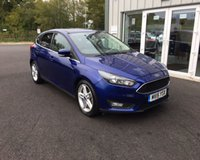 USED 2015 15 FORD FOCUS 1.0 ZETEC ECOBOOST (100PS) THIS VEHICLE IS AT SITE 1 - TO VIEW CALL US ON 01903 892224