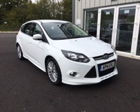 USED 2014 14 FORD FOCUS 1.6 TDCI ZETEC S 115 BHP THIS VEHICLE IS AT SITE 2 - TO VIEW CALL US ON 01903 323333