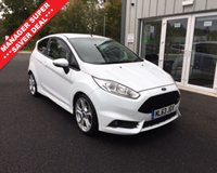 USED 2013 63 FORD FIESTA 1.6 ST-2 3d 180 BHP THIS VEHICLE IS AT SITE 1 - TO VIEW CALL US ON 01903 892224