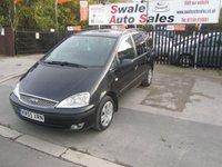 2006 FORD GALAXY 1.9 ZETEC TDI 5d AUTO 115 BHP £1795.00