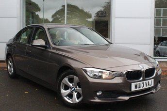 2013 BMW 3 SERIES 2.0 320D EFFICIENTDYNAMICS 4d 161 BHP £9690.00