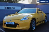 USED 2009 59 NISSAN 370Z 3.7 V6 GT 3d 326 BHP Satellite Navigation, Cruise Control, Bluetooth, Heated Electric Seats