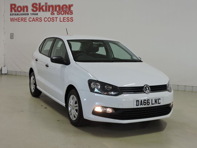 View our 2016 66 VOLKSWAGEN POLO 1.0 S AC 5d 60 BHP