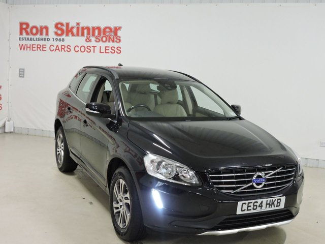 View our 2014 64 VOLVO XC60 2.4 D4 SE AWD 5d AUTO 178 BHP