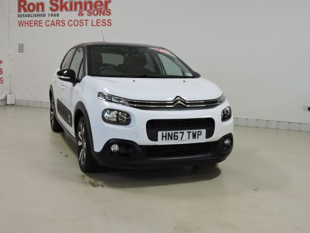 View our 2017 67 CITROEN C3 1.2 PURETECH FLAIR 5d 81 BHP