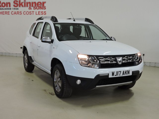 View our 2017 17 DACIA DUSTER 1.5 LAUREATE DCI 5d 109 BHP